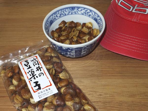 筒井製菓のがんこ豆