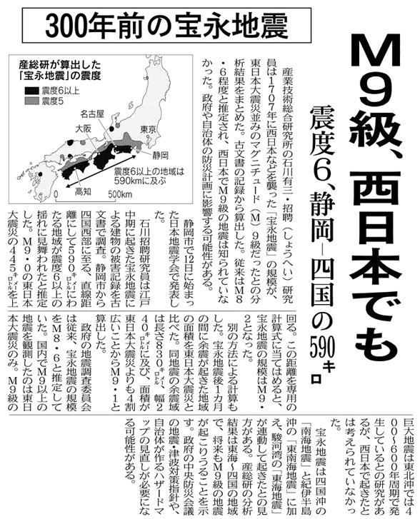 日経新聞 2011.10.12