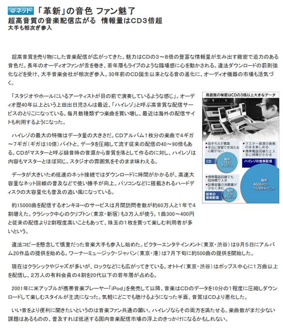 日経電子版 2012.9.1